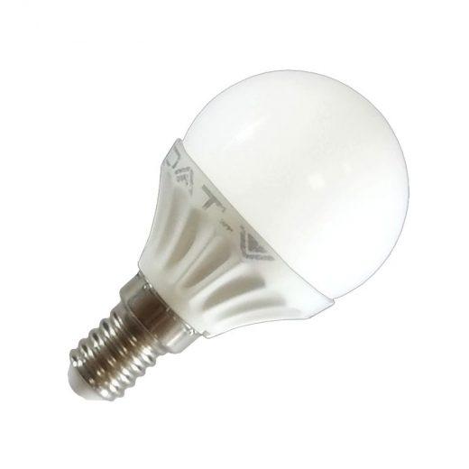Žiarovka-LED-so-závitom-E14-a-výkonom-4W-so-studenou-bielou-farbou-svetla.-Je-vhodná-na-osvetlenie-interiéru-chodby-obývačky-alebo-do-záhrady