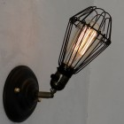 Vintage-American-Iron-Cage-Wall-Lamps-Industrial-aisle-adjustable-wall-light-bar-counter-Kitchen-wall-sconce