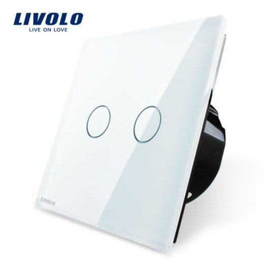 Elegantný-dotykový-vypínač-v-bielom-prevedení-s-lesklou-sklenenou-dotykovou-plochou-2