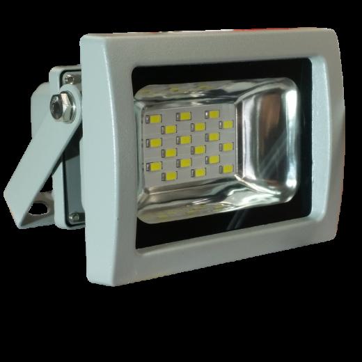 SMD-LED-reflektor-10W-Premium-800lm-Studená-biela