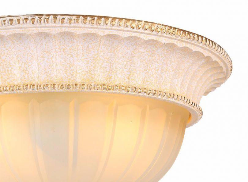 Luxusné-stropné-svietidlo-Dvojitý-Tanier-s-ručnou-maľbou-6