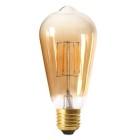 Kolekcia FILAMENT sa hodí ako diskrétne efektné osvetlenie na večerné posedenie. Tento typ žiarovky spája historický vzhľad s novou formou LED technológie.