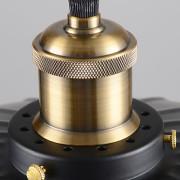 Historické závesné svietidlo v talianskom štýle, 240mm (3)
