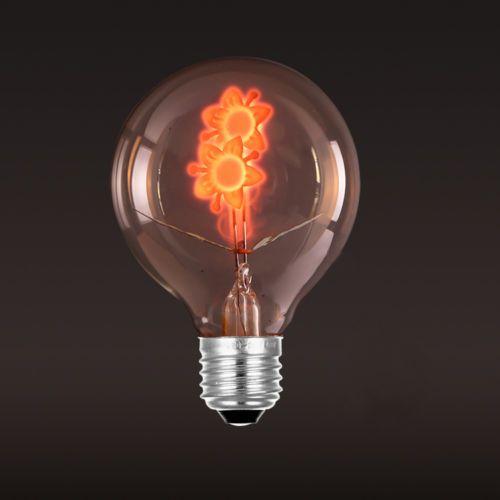 Dekoračná žiarovka - SHINES - Flowers