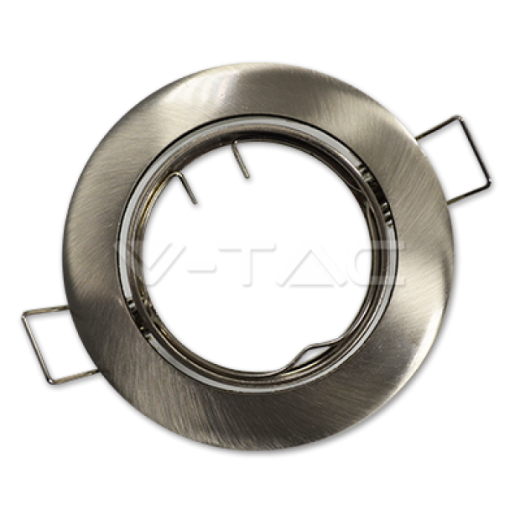 Rámik okrúhly výklopný matný, V-TAC