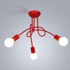 Moderné kreatívne závesné svietidlo s tromi päticami vo farbách1