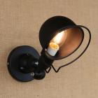 Retro nástenné svietidlo France na žiarovky E143