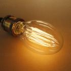 EDISON žiarovka - EGG - E27, 40W, 150lm (1)