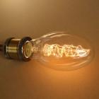 EDISON žiarovka - SPIRAL EGG - E27, 40W, 150lm (1)