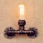 Priemyselné nástenné svietidlo Cloche. Vytvorte si vo svojom podniku alebo v domácnosti priemyselné prostredie pomocou tohto unikátného a štýlového svetla5
