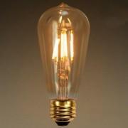 FILAMENT žiarovka - MINI LANTERN - E27, 4W, 450lm (3)
