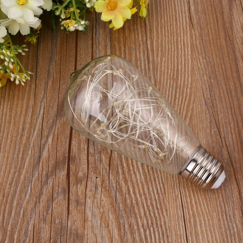 Žiarovky z kolekcie RGB EDISON sú vhodné ako dekorácie do reštaurácie, hotela, baru, koliby alebo do bežnej domácnosti.